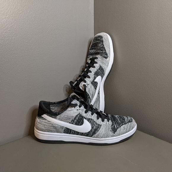 Nike Shoes   Nike Dunk Low Flyknit Oreo